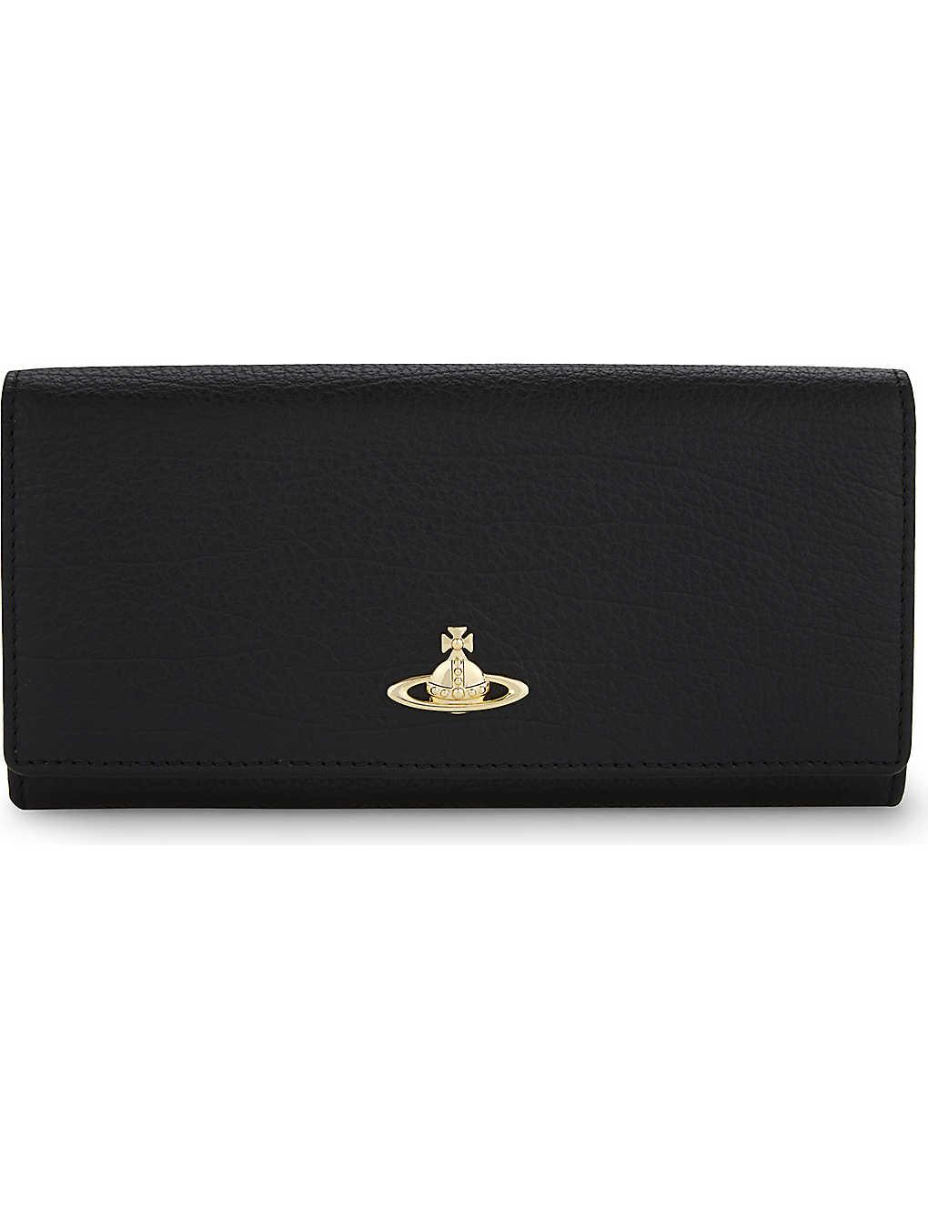 3e96a6b7da VIVIENNE WESTWOOD - Balmoral leather wallet | Selfridges.com