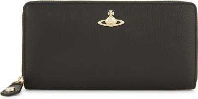 VIVIENNE WESTWOOD Balmoral leather wallet