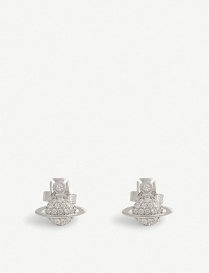 VIVIENNE WESTWOOD JEWELLERY Tamia orb earrings