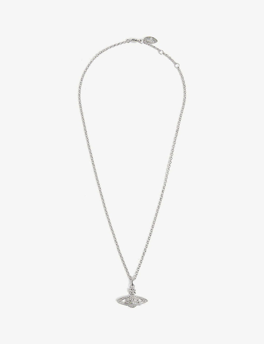 VIVIENNE WESTWOOD JEWELLERY: Bas Relief mini necklace