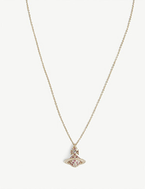 VIVIENNE WESTWOOD JEWELLERY Virginia orb necklace