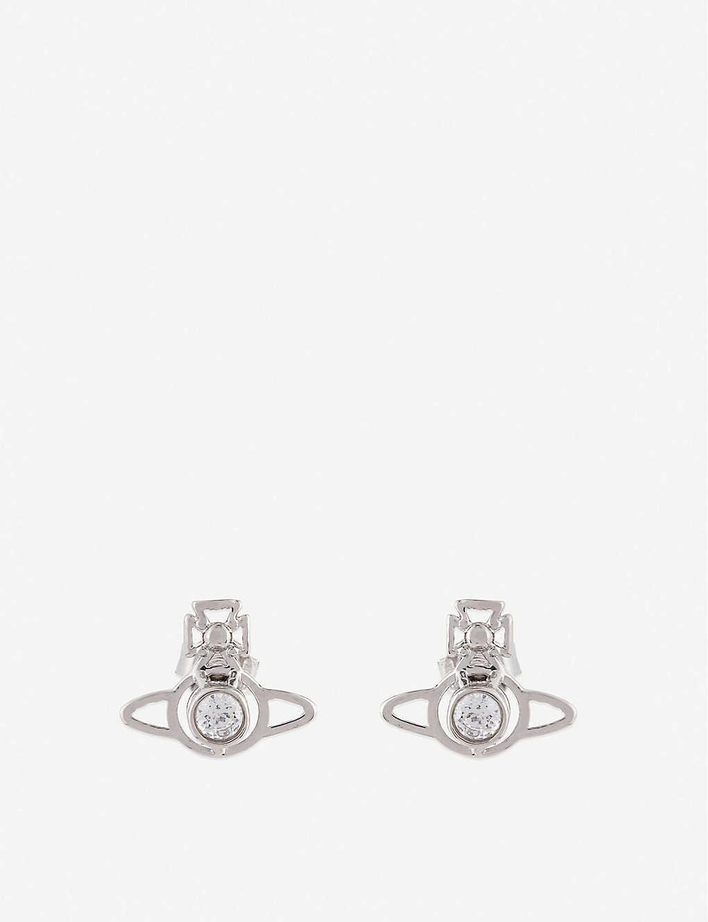 1c52bc3fa VIVIENNE WESTWOOD JEWELLERY - Nora orb earrings   Selfridges.com