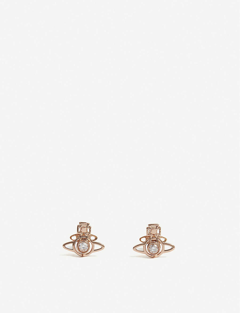 744ac7f55 VIVIENNE WESTWOOD JEWELLERY - Nora orb earrings | Selfridges.com