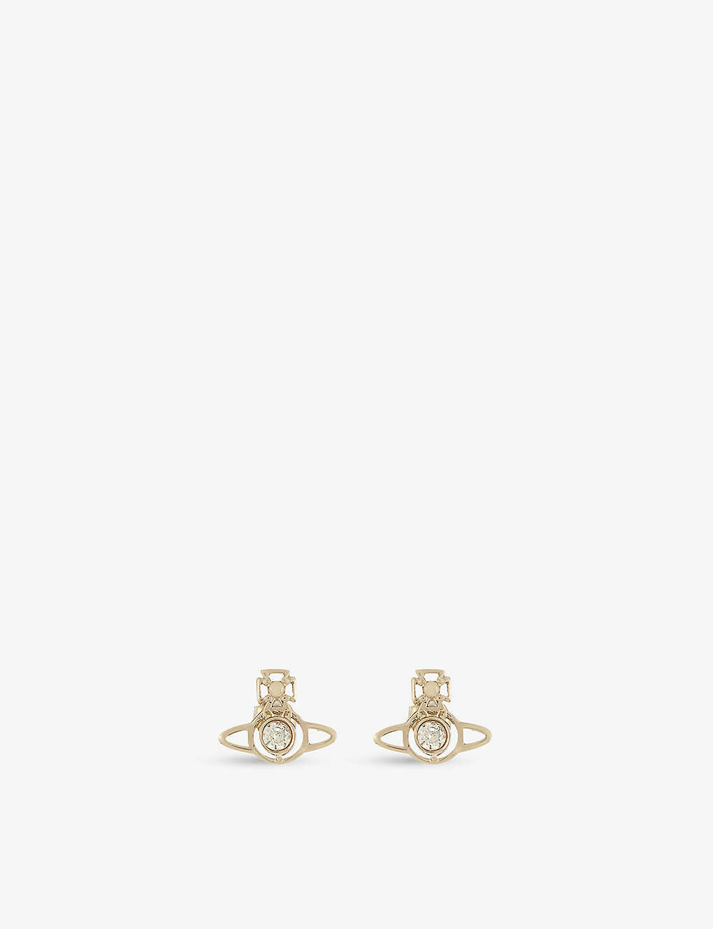 dcd083b3e VIVIENNE WESTWOOD JEWELLERY - Nora stud earrings   Selfridges.com