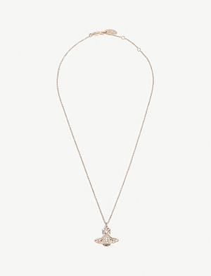 VIVIENNE WESTWOOD JEWELLERY Minnie Bas Relief necklace