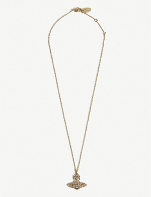 VIVIENNE WESTWOOD JEWELLERY Minnie Orb pendant necklace