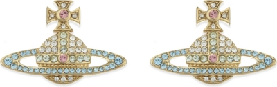 VIVIENNE WESTWOOD JEWELLERY Kika stud earrings
