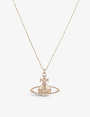 VIVIENNE WESTWOOD JEWELLERY: Suzie Orb necklace
