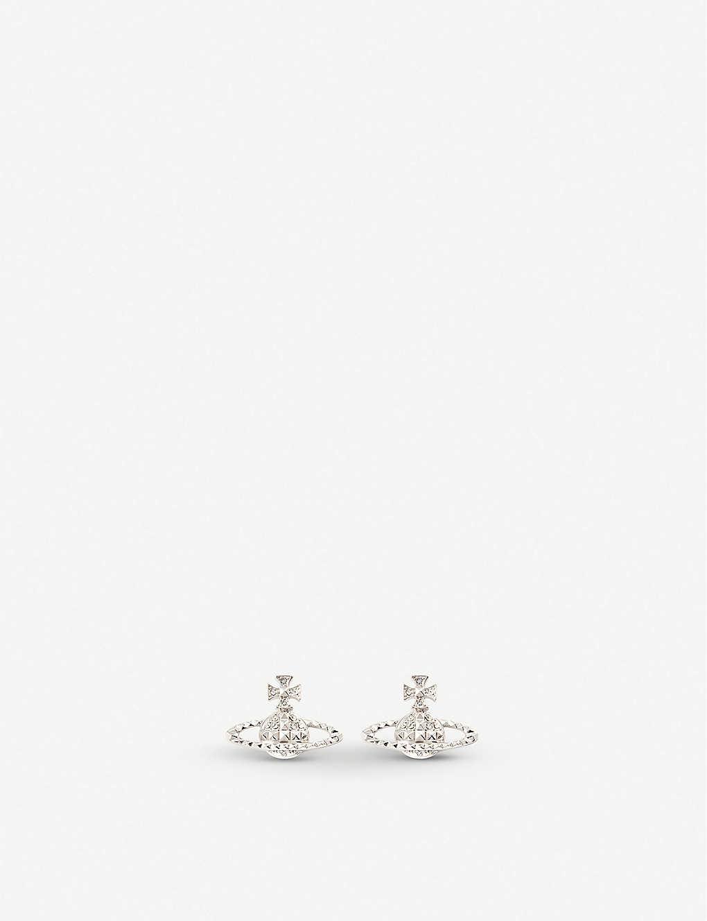 340c8ccee10 VIVIENNE WESTWOOD JEWELLERY - Mayfair bas relief earrings ...