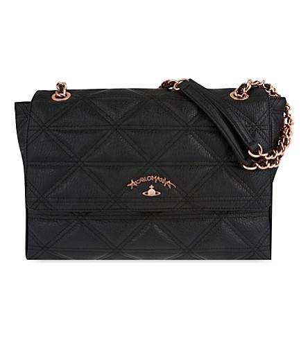 ee775c6f0da3 ... VIVIENNE WESTWOOD Large Sharlenemania bag (Black. PreviousNext