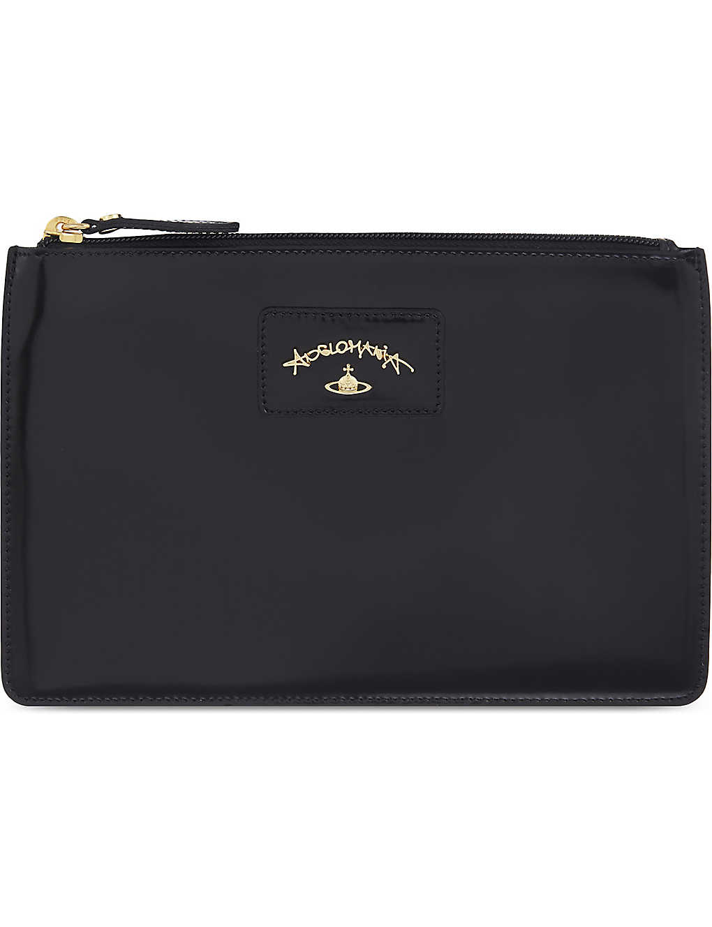 87f0fdfe8b6 VIVIENNE WESTWOOD - Anglomania Newcastle leather pouch | Selfridges.com