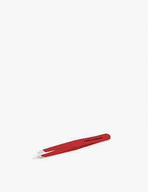 TWEEZERMAN Signature Red Slant tweezer