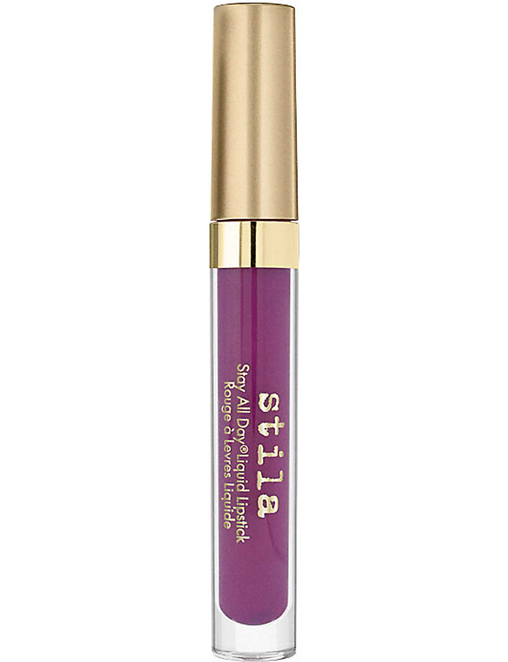 STILA: Stay all Day liquid lipstick