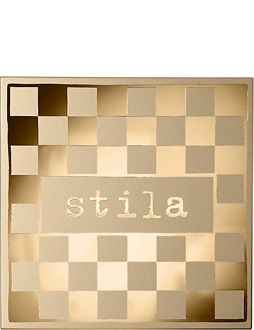 STILA Matte 'n' Metal eyeshadow palette 12g