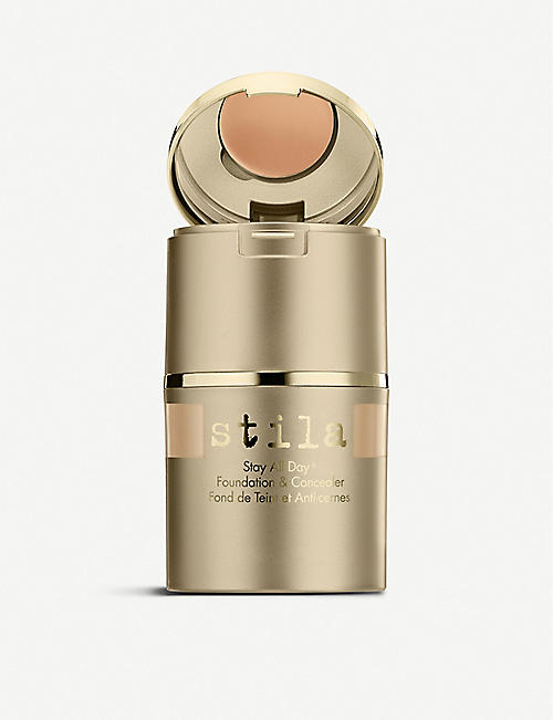 STILA: Stay All Day® Foundation & Concealer 30ml