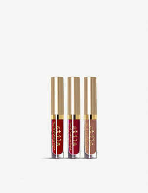 STILA Stay All Day Liquid Lipstick Set 3x1.5ml