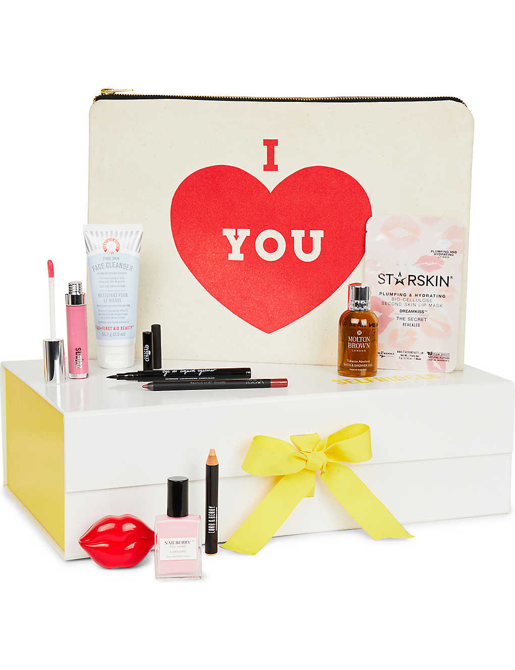 SELFRIDGES: I Heart You Valentine's Day Beauty Box