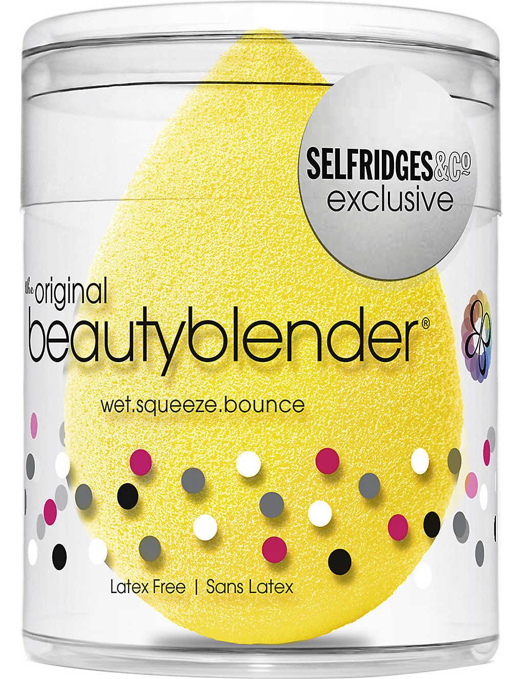 c797044810d BEAUTYBLENDER - Sunny Original foundation sponge | Selfridges.com