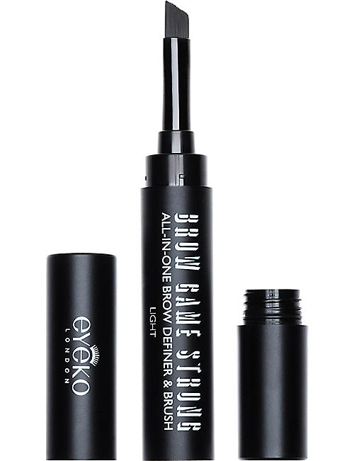 EYEKO Brow Game Strong all-in-one brow definer and brush