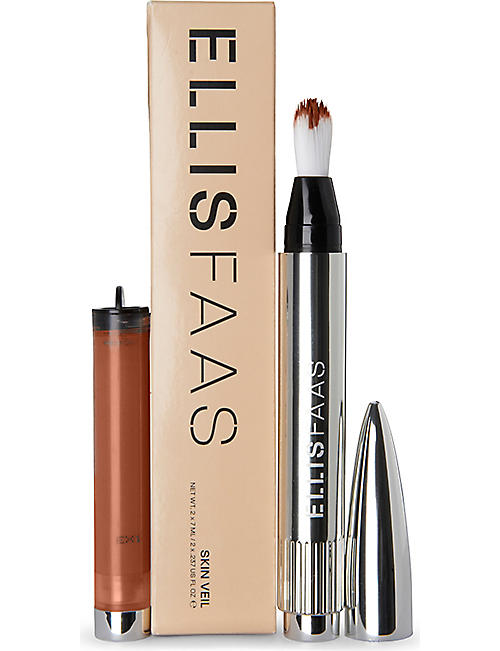ELLIS FAAS: Skin Veil foundation applicator with refill
