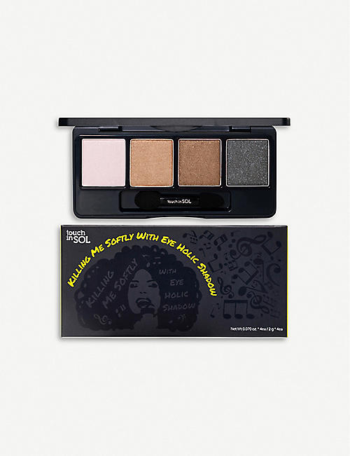 TOUCH IN SOL Killing Me Softly with Eye Holic Shadow palette