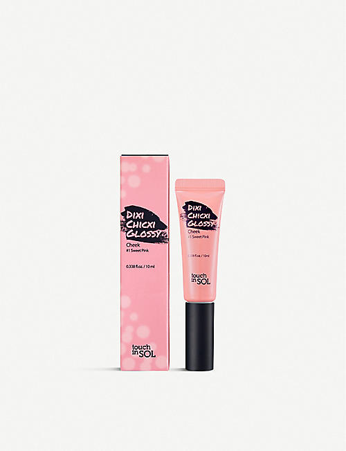 TOUCH IN SOL Dixi Chicxi Glossy cheek tint 10ml