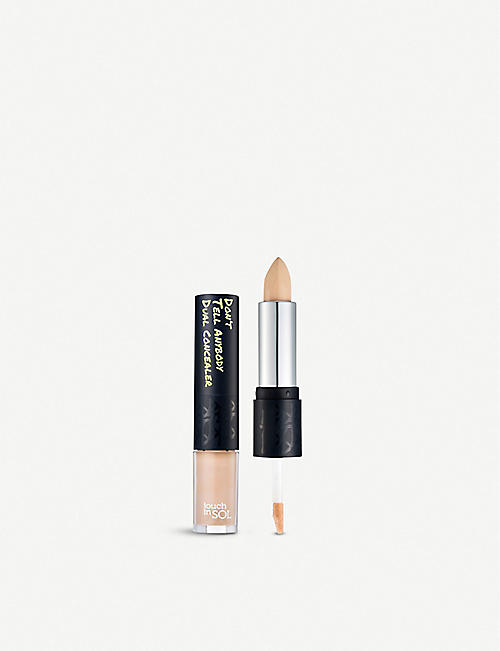 TOUCH IN SOL Don't Tell Anybody Dual Concealer 8g