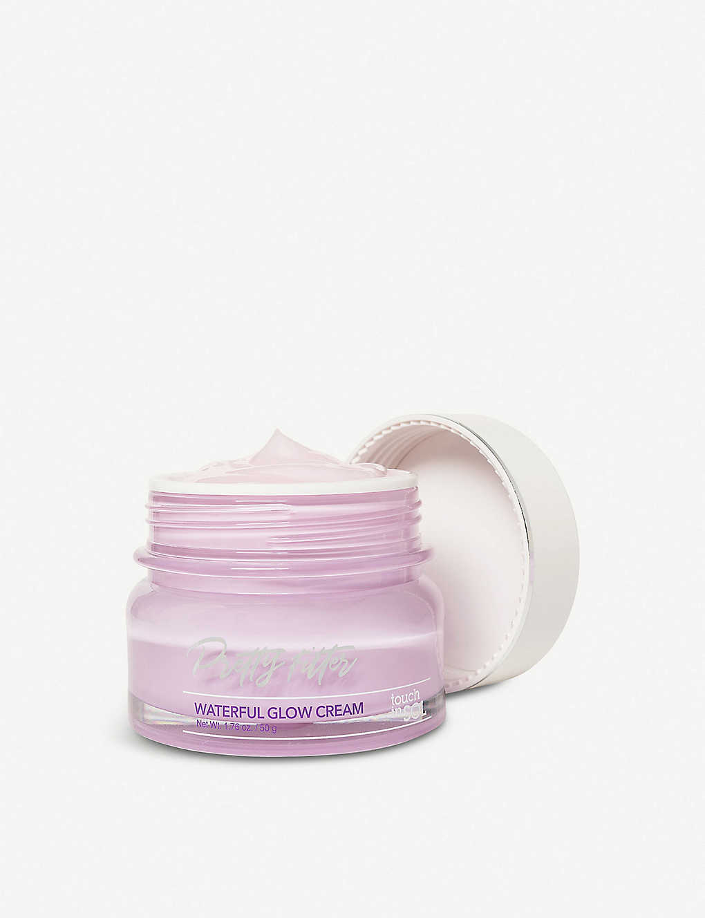 TOUCH IN SOL: Pretty Filter Waterful Glow Cream 50g