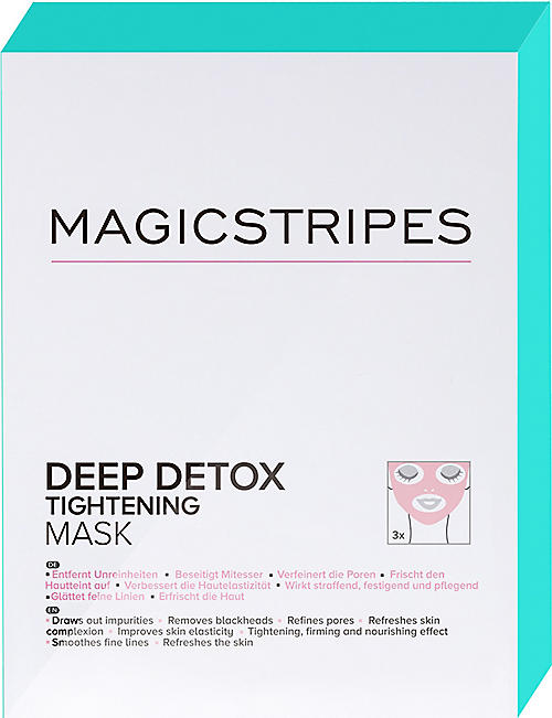 MAGICSTRIPES: Magicstripes Deep Detox tightening mask