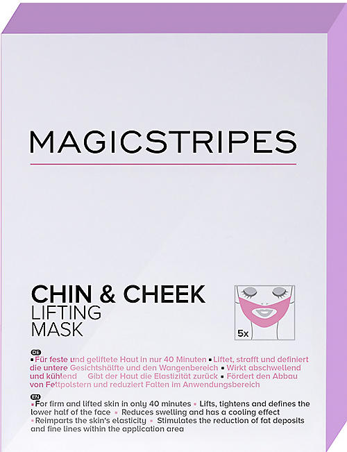 MAGICSTRIPES Magicstripes Chin & Cheek lifting mask
