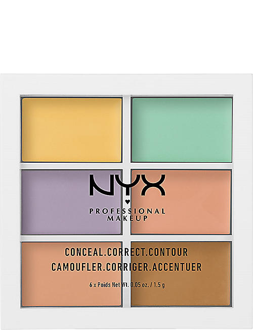 NYX PROFESSIONAL MAKEUP 炫彩修复色盘 9 克