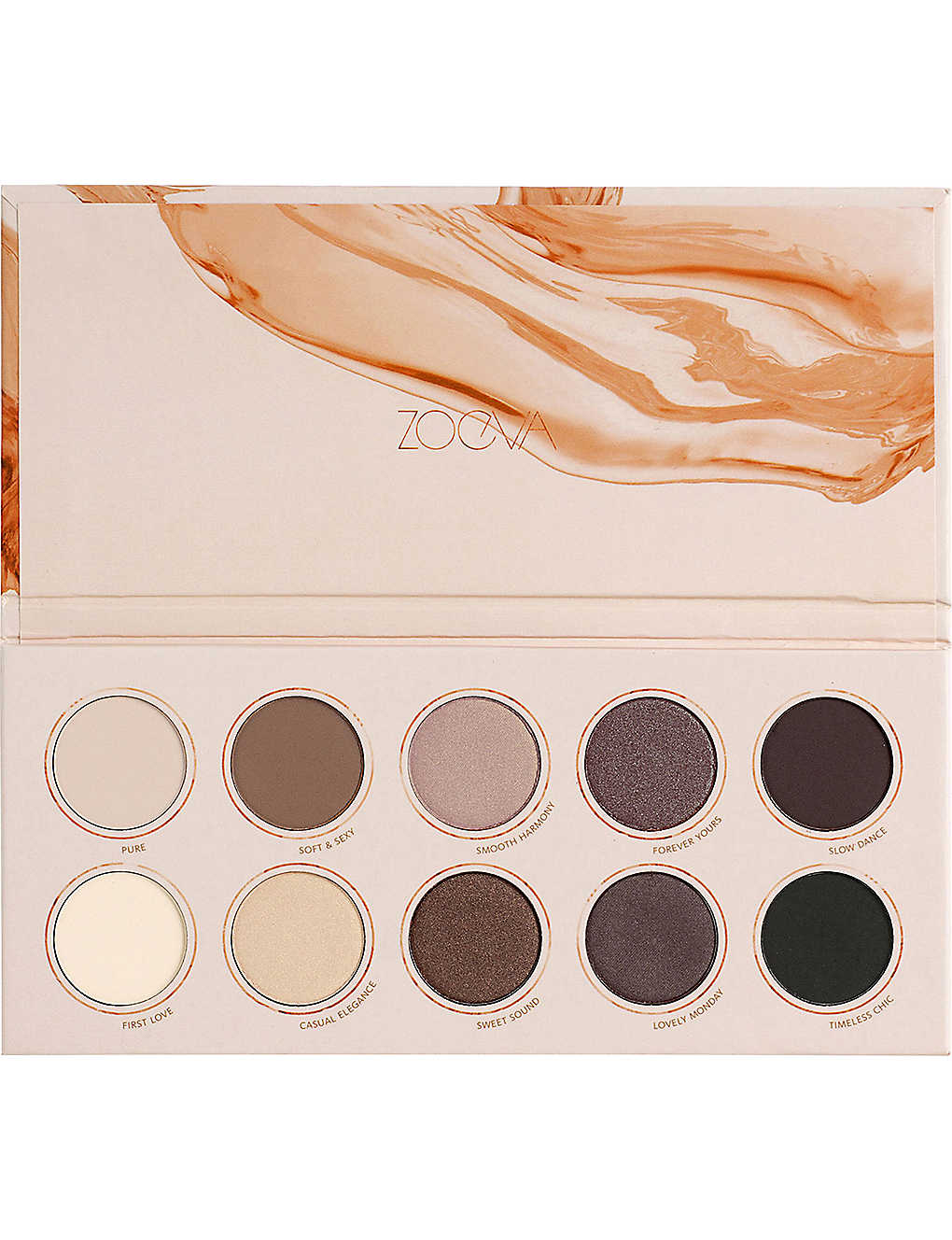 ZOEVA: Naturally Yours Palette