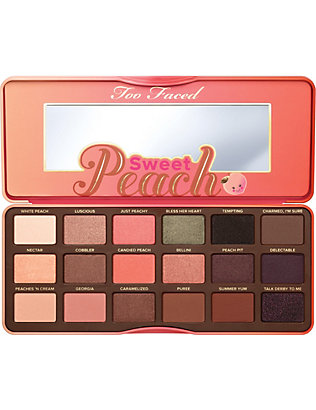 TOO FACED: Sweet Peach eye shadow palette
