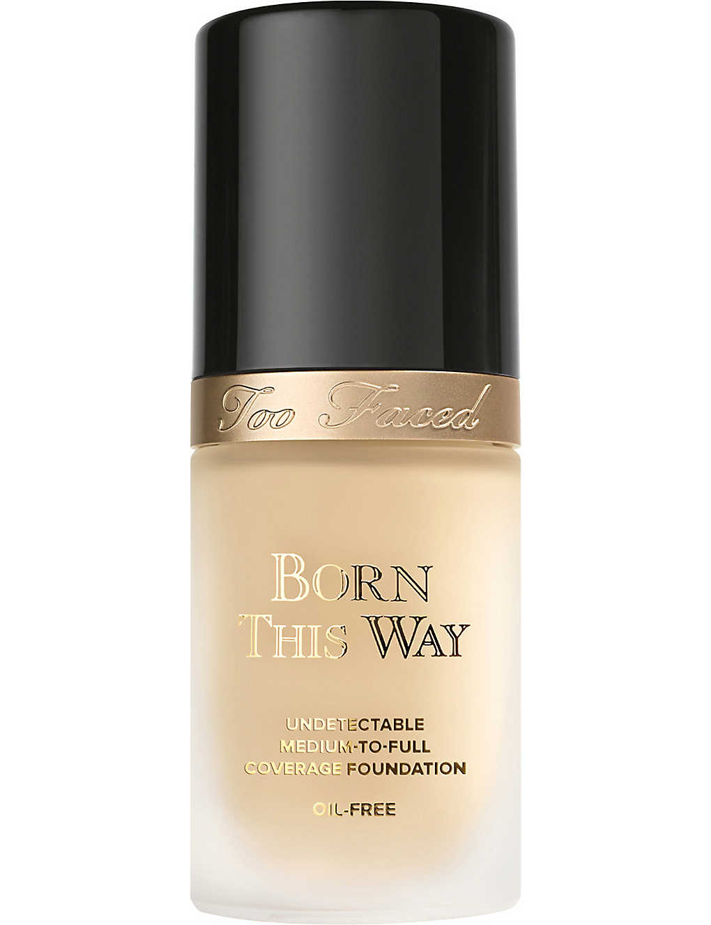 TOO FACED: Born This Way liquid foundation
