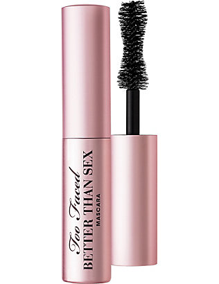 TOO FACED: Better Than Sex Mascara Travel Size 4.8g