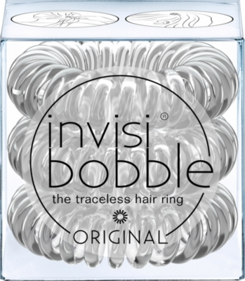 INVISIBOBBLE Original traceless hair ring set of three