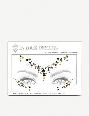 IN YOUR DREAMS Astra face and eye jewels