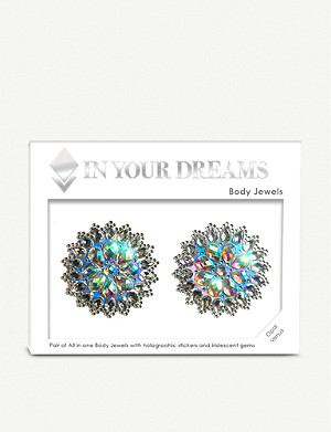 IN YOUR DREAMS Venus holographic body jewels