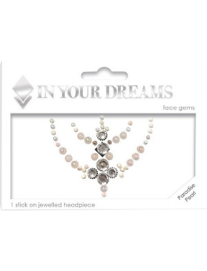 IN YOUR DREAMS Paradise Pearl Jewelled Headpiece