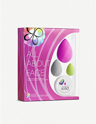 BEAUTYBLENDER: All.about.face Beautyblender set