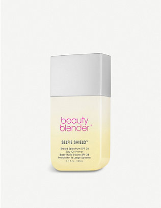 BEAUTYBLENDER: Selfie Shield Broad Spectrum SPF 38 Dry Oil Primer 30ml