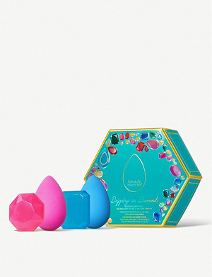 BEAUTYBLENDER Dripping in Diamonds beautyblender foundation sponge set