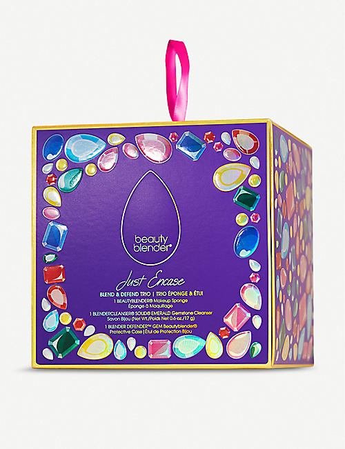 BEAUTYBLENDER Just Encase beautyblender foundation sponge set