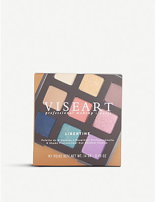 VISEART: Libertine eyeshadow palette