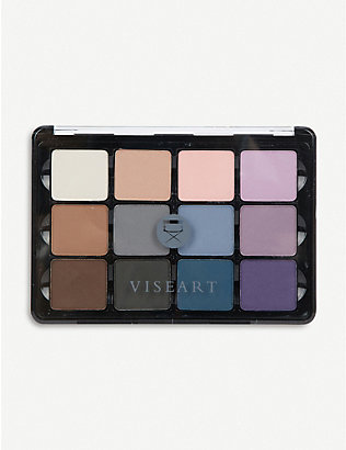 VISEART: Cool Matte II Eyeshadow Palette
