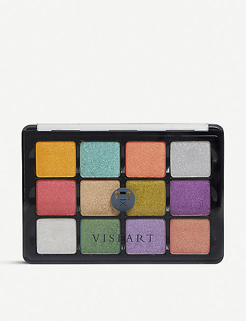 VISEART: 12 Coy Eyeshadow Palette