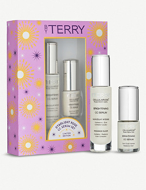 BY TERRY Starlight Rose Brightening CC Serum Set