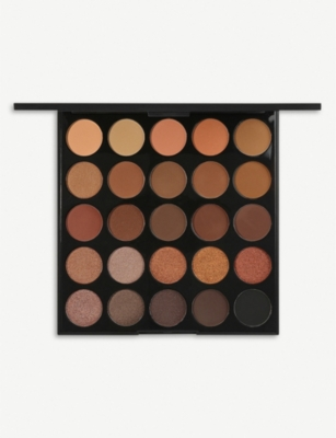 MORPHE 25A Copper Spice Eyeshadow Palette