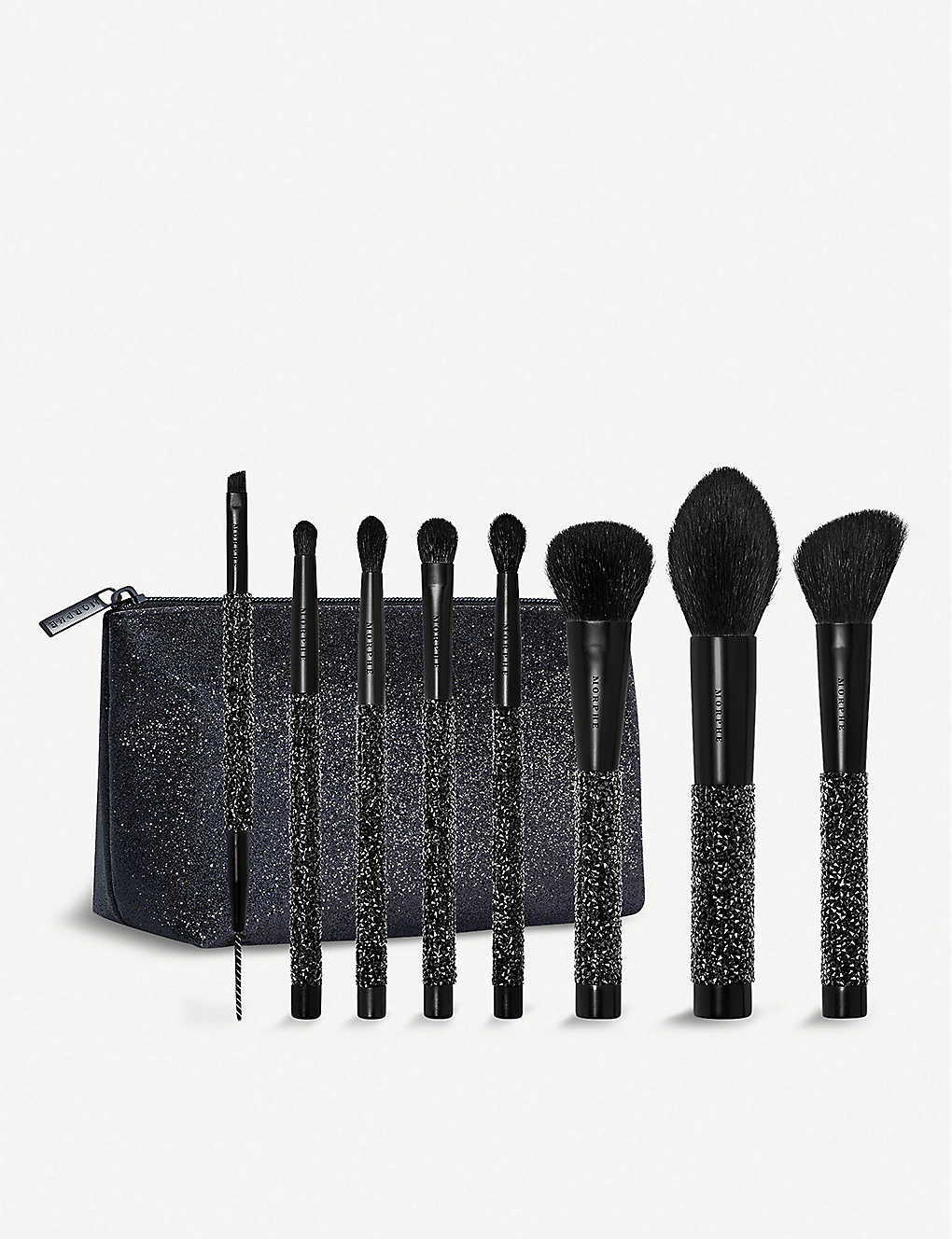 MORPHE: The Bling Fling 8-Piece Brush Collection