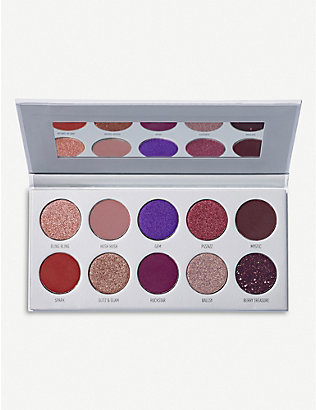 MORPHE: Morphe X Jaclyn Hill The Vault Eyeshadow Palette